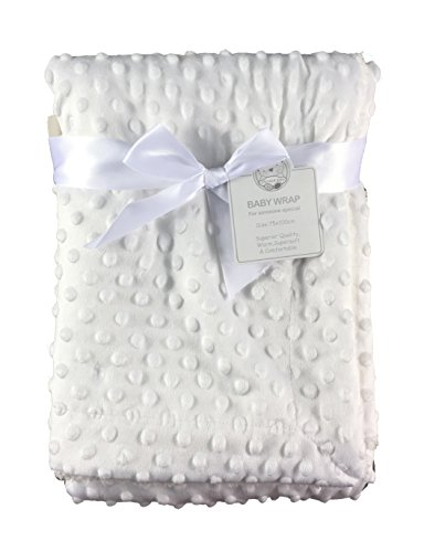 Big Save! Maxbaby Baby Blankets ,40 x 30 ,Soft and Warm, Made with Organic Cotton,Perfect for Boys ...