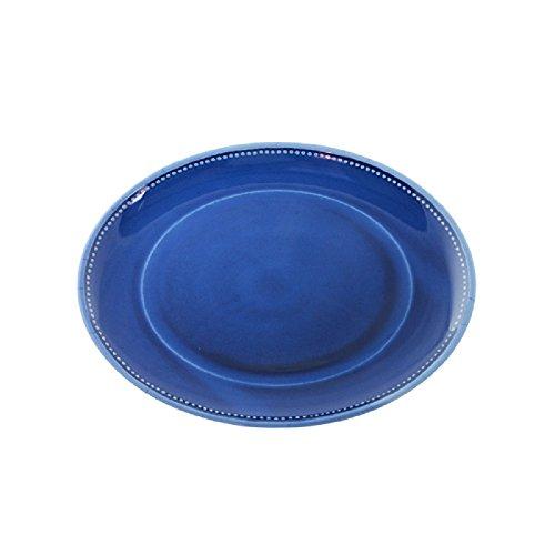 Le Cadeaux Provence Solid Coupe Oval Platter, 12