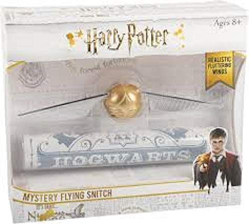 WOW! Stuff Collection Harry Potter Mystery Flying Snitch - Award Winner!