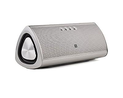 iSkipper Best Bluetooth Speaker Music sound, Aliminium Housing Sleek Design, DSP high definiton Ultra-subwoofer Stereo Surround Audio Performance, 2200MAH Battery full 12 Hours, 66Ft Range