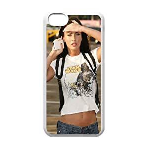 iPhone 5c Cell Phone Case White Megan Fox Star Wars W8Y3NU