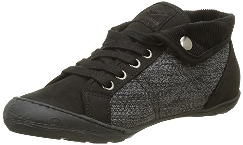 by Palladium Gaetane Femme Baskets Mix Hautes PLDM gdxC1qwd