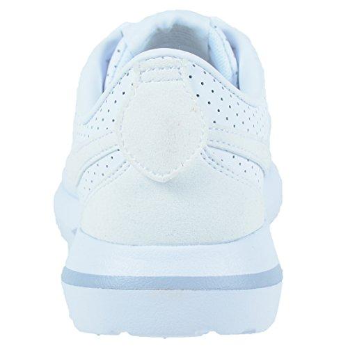 Nike W Roshe Cortez Nm, Zapatillas de Deporte para Mujer Blanco (White / White-Pure Platinum)