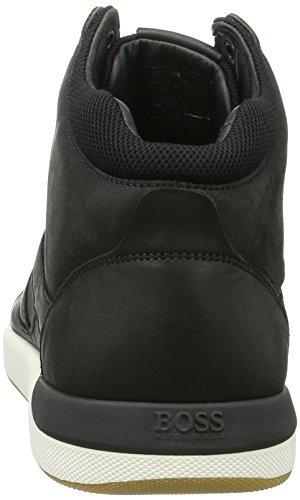 Boss Orange Stillnes_hito_ltws 10195422 01, Zapatillas Altas para Hombre Negro (Black 001)