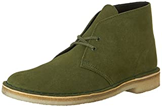 CLARKS Men's Desert Chukka Boot, Leaf, 12 M US (B012YZT68U) | Amazon price tracker / tracking, Amazon price history charts, Amazon price watches, Amazon price drop alerts