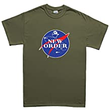New Order Space Explortion T Shirt (Tee)