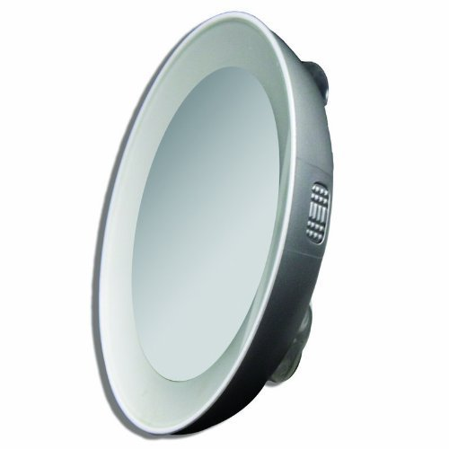 Zadroo Next Generation Led Lighted Spot Mirror 15X