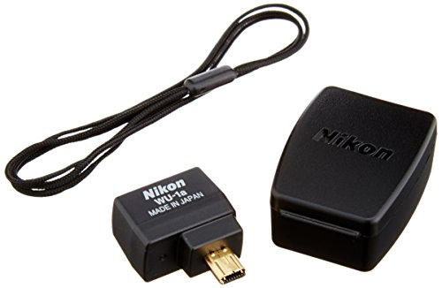 Nikon wireless mobile adapter WU 1a