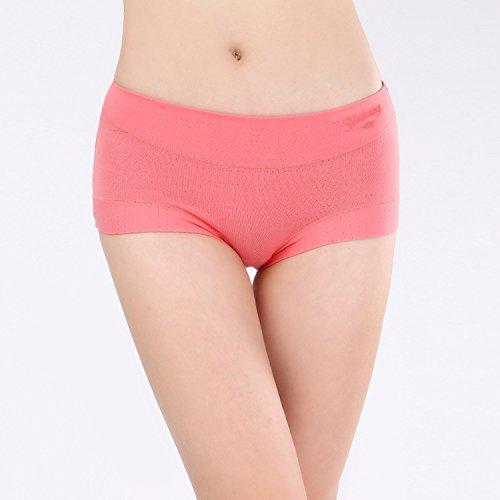 GFEI Deportes señoras ropa interior de algodón,One size One size