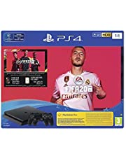 Sony Playstation 4 1TB with Fifa 20 and Extra Controller - 2725021942099