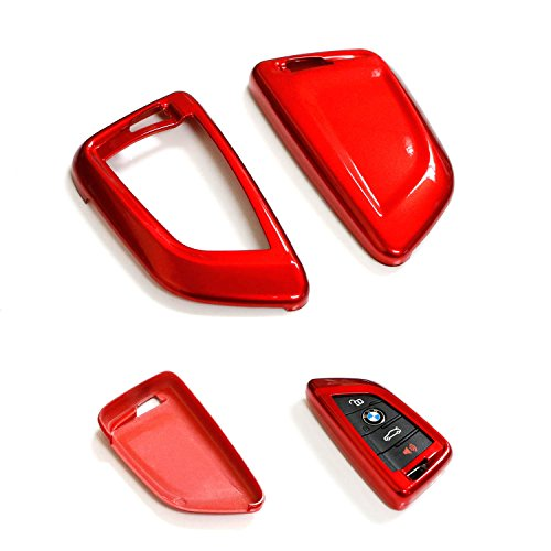 ijdmtoy-1-exact-fit-gloss-metallic-red-smart-remote-key-fob-shell-for-2014-up-bmw-f15-x5-2015-up-bmw