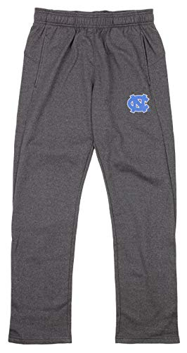 Outerstuff NCAA Men's Helix Track Pant, North Carolina Tar Heels Large (North Carolina Tar Heels String)