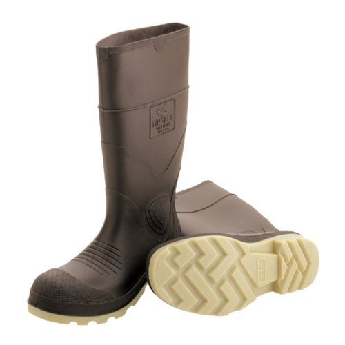 Zuo Modern Tingley Rubber 51244 15-Inch Steel Toe Cleated...