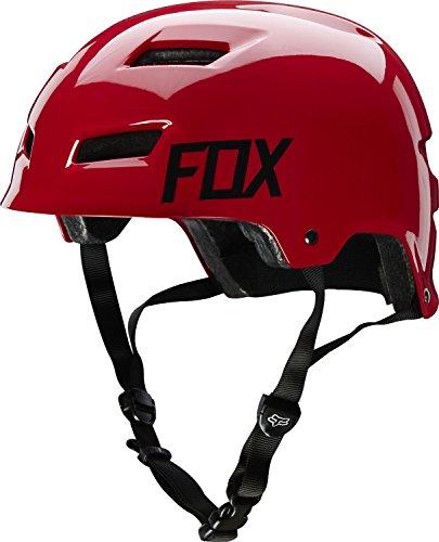 Fox Head Transition Hardshell Helmet, Red, Medium - Womens Aggressive Skates