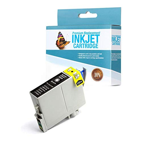 - USA Advantage Remanufactured Ink Cartridge Replacement for Epson T043120 (Black,1 Pack)