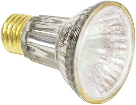 Zoo Med Repti Tuff Splashproof Halogen Lamps 75 Watts (3 Pack)