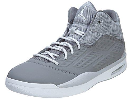 nike air jordan new school mens hi top trainers 768901 sneakers shoes (uk 7.5 us 8.5 eu 42, 011) (New Air Jordan Sneakers)