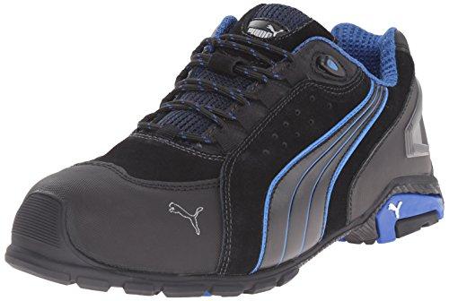 PUMA Safety Men's Rio Black Sneaker 12 W