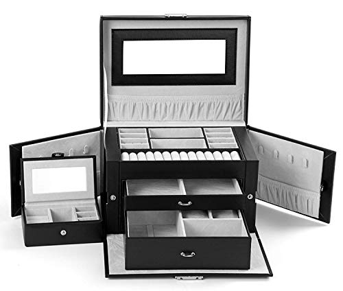 ox Organizer Display Storage Case with Lock ()