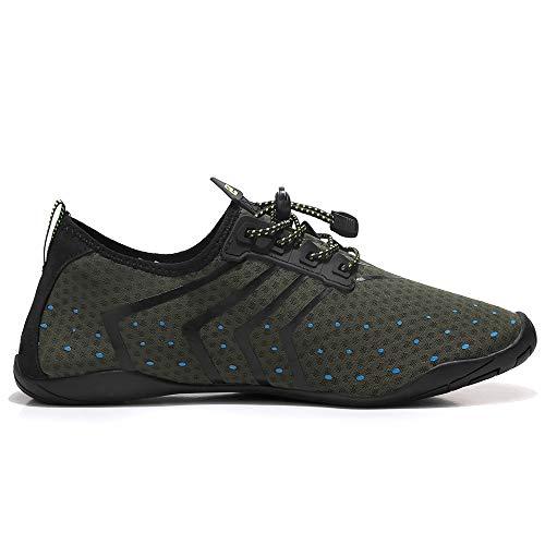 Men's Water Barefoot Cheston Women's Quick Khaki Aqua Shoe Dry ZaqFnx