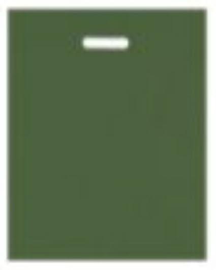 50 RESISTENTE Harrods Verde Color Plástico Polietileno ...