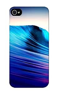 meilinF000Graceyou Protection Case For iphone 5/5s / Case Cover For Christmas Day Gift(Rolling Waves)meilinF000