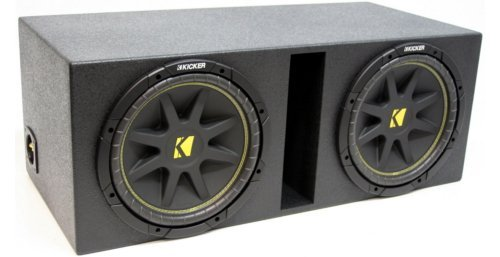 """American Sound Connection ASC Package Dual 15"""" Kicker Sub..."""