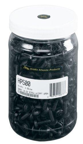 Middle Atlantic HP500 10/32 Truss Head Screws 500 Pack ()