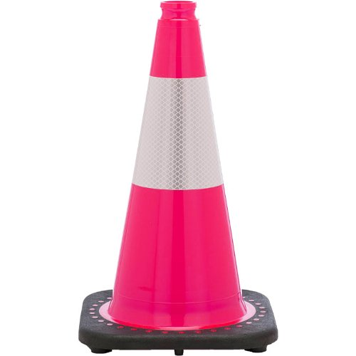 JBC Safety Plastic RS70032C-PINK+3M6 Safety Cone Volume, Capacity