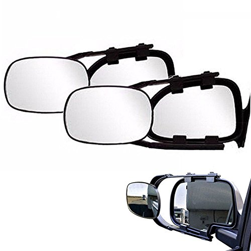 Universal Clip-On Towing Mirror Fit Car Suv Rv Large Factory Truck and Van Mirrors