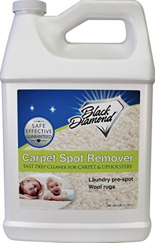 Carpet & Upholstery Cleaner: This Fast Acting Deep Cleaning Spot & Stain Remover Spray Also Works Great on Rugs, Couches and Car Seats.