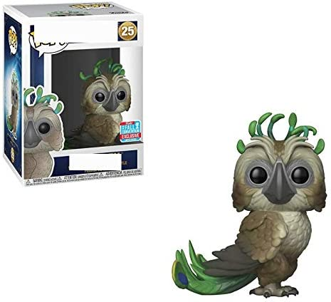 WDXFD Anime Animales fantásticos y dónde encontrarlos Pop Figura 2.019 Año 295 de la Serie del Animado Figura PVC Caja Estatua 10CM: Amazon.es: Hogar