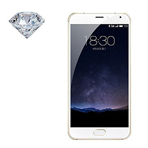 XHD-phone case Nillkin for Meizu PRO 5 PET Material Bright Diamond Screen Non-full Protective Film