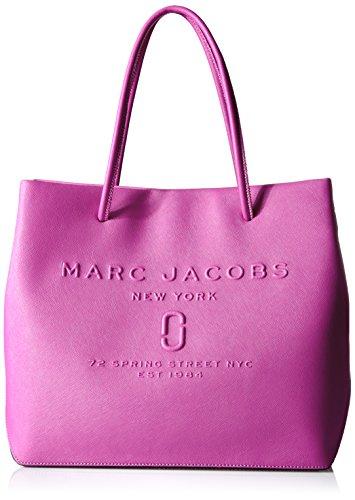 Marc Jacobs Women's Logo Shopper Ew Tote, Lilac by Marc Jacobs