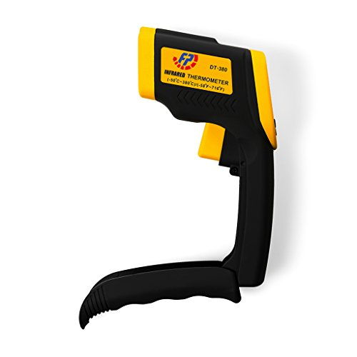 50-380℃ DT8380 Non-Contact IR Laser Infrared Digital LCD Thermometer Gun