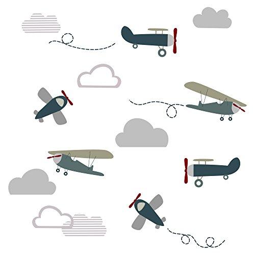 kids airplane mobile - 7