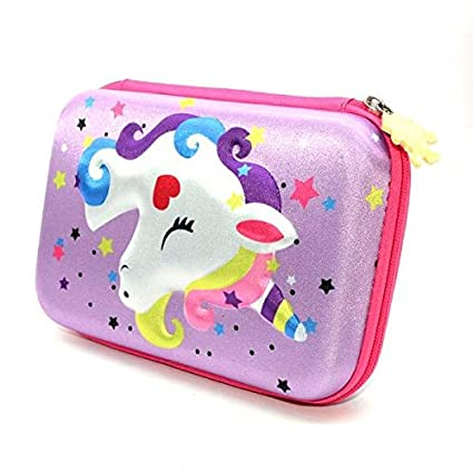 Amazon.com : Best Quality - Pencil Cases - Unicorn Pencil ...