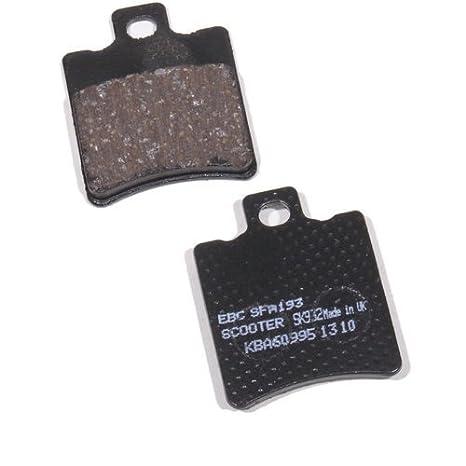 Bremsbel/äge//Bremsbel/äge organisch Standard f/ür Adly CPI d