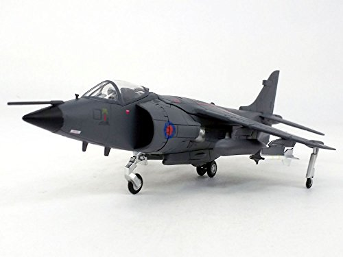 Royal Air Force British Aerospace Sea Harrier United Kingdom - 1/72 Scale Diecast Model - 40606 - Harrier Die-Cast Plane ()