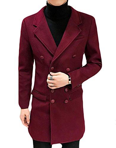 Red Overcoat - 4