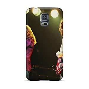 High Quality Phone Cases For Samsung Galaxy S5 With Support Your Personal Customized Fashion Foo Fighters Image SherieHallborg