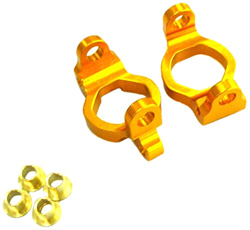 Redcat Racing M605 Aluminum Front Hub Carriers (Left/Right/2Piece) ()
