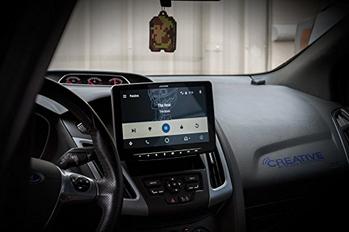 Alpine iLX-F309 HALO9 9'' AM/FM/audio/video Receiver w/ 9-inch Touch Screen and Mech-less Design - Single-DIN Mounting by Alpine (Image #2)'