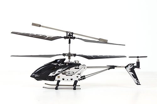 Helizone RC Firebird Mini Remote Control Helicopter- Black
