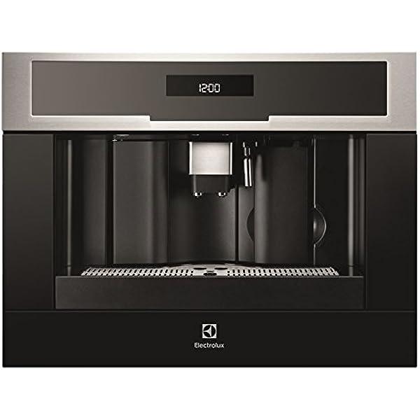 Electrolux EBC54524OX - Cafetera (Integrado, Máquina de café en ...
