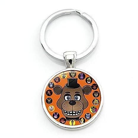 Amazon.com: YPT - Llavero con diseño de dibujos animados ...