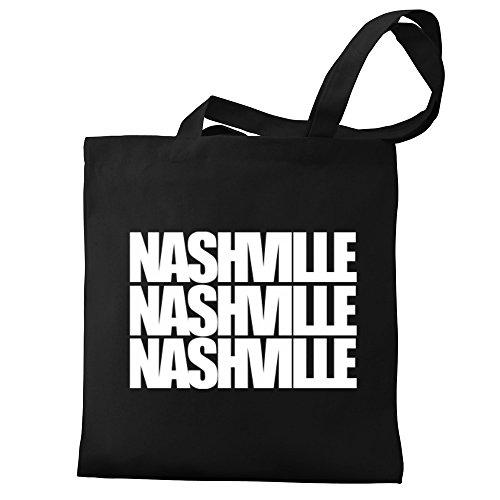Tote Eddany Bag Three Words Nashville Canvas T0xIr07q