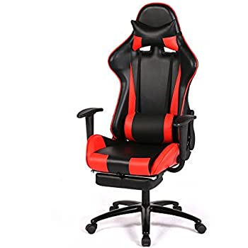 Managerial and Executive Office Chair Gaming Chair High-back Computer Chair Ergonomic Design Racing Chair  sc 1 st  Amazon.com & Amazon.com : Managerial and Executive Office Chair Gaming Chair High ...