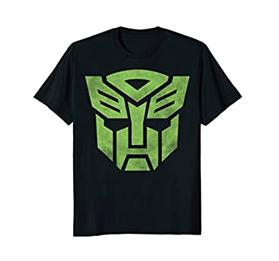Transformers Robot Logo Graphic T-Shirt