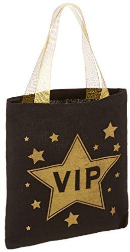 Beistle 57913 1-Pack VIP Goody Bag -